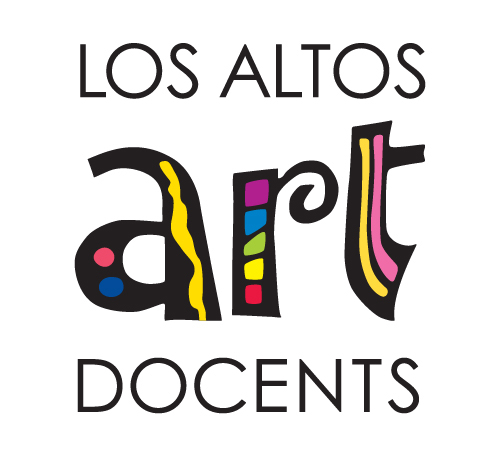 Los Altos Art Docent logo
